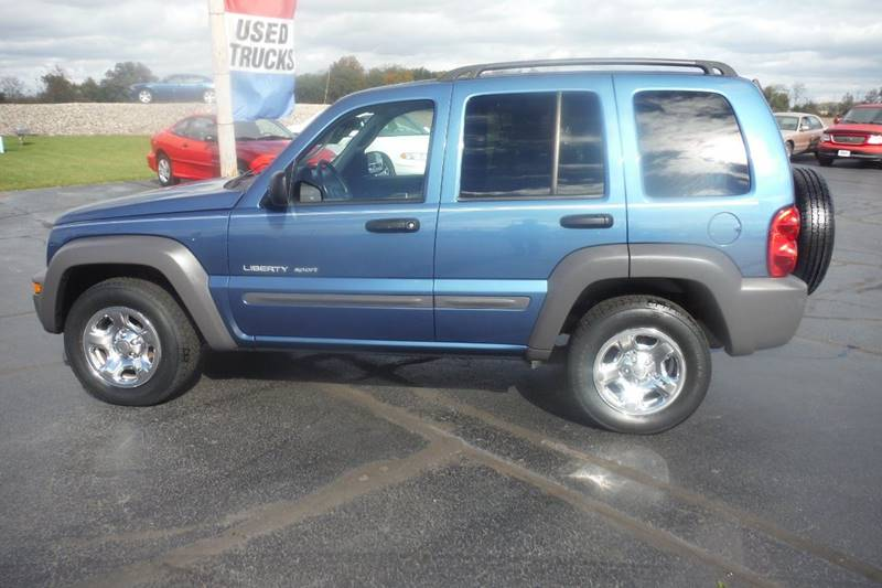 2003 Jeep Liberty For Sale At Bryan Auto Depot In Bryan OH