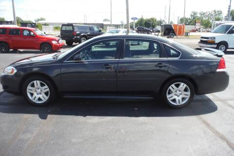 2014 Chevrolet Impala Limited for sale at Bryan Auto Depot in Bryan OH