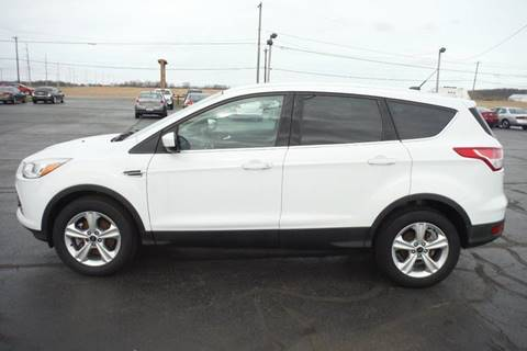2014 Ford Escape for sale at Bryan Auto Depot in Bryan OH