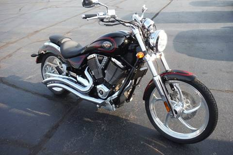 2006 Victory Vegas for sale at Bryan Auto Depot in Bryan OH