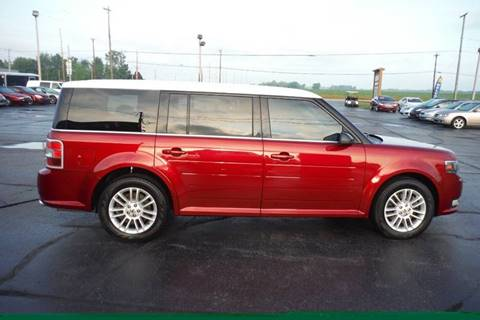 2014 Ford Flex for sale at Bryan Auto Depot in Bryan OH