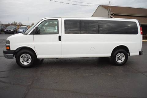 2011 Chevrolet Express Passenger for sale at Bryan Auto Depot in Bryan OH