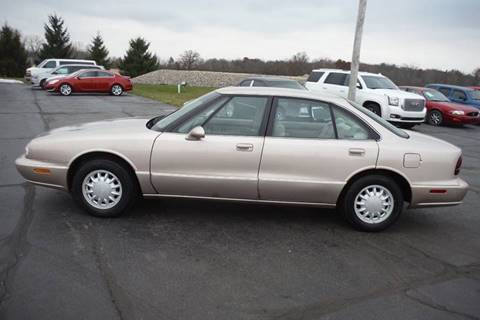 1998 Oldsmobile Eighty-Eight for sale in Bryan, OH