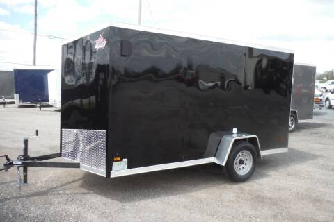 2020 US Cargo 6X12 SLANT V NOSE for sale at Bryan Auto Depot in Bryan OH