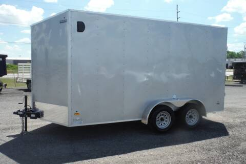 2021 US Cargo 7 X 14 FLAT TOP for sale at Bryan Auto Depot in Bryan OH