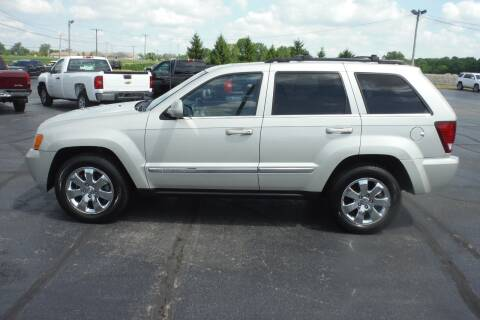 2009 Jeep Grand Cherokee for sale at Bryan Auto Depot in Bryan OH