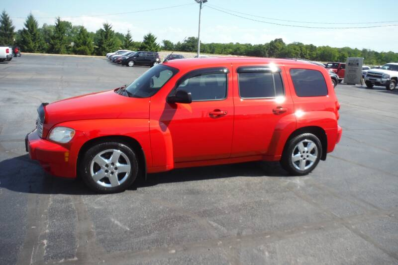 2010 Chevrolet HHR for sale at Bryan Auto Depot in Bryan OH