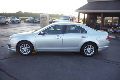 2011 Ford Fusion for sale at Bryan Auto Depot in Bryan OH