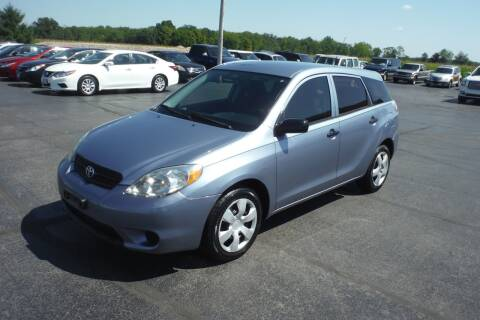 2007 Toyota Matrix for sale at Bryan Auto Depot in Bryan OH
