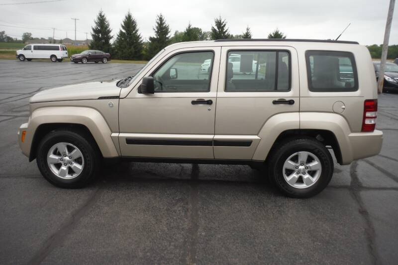 2011 Jeep Liberty for sale at Bryan Auto Depot in Bryan OH