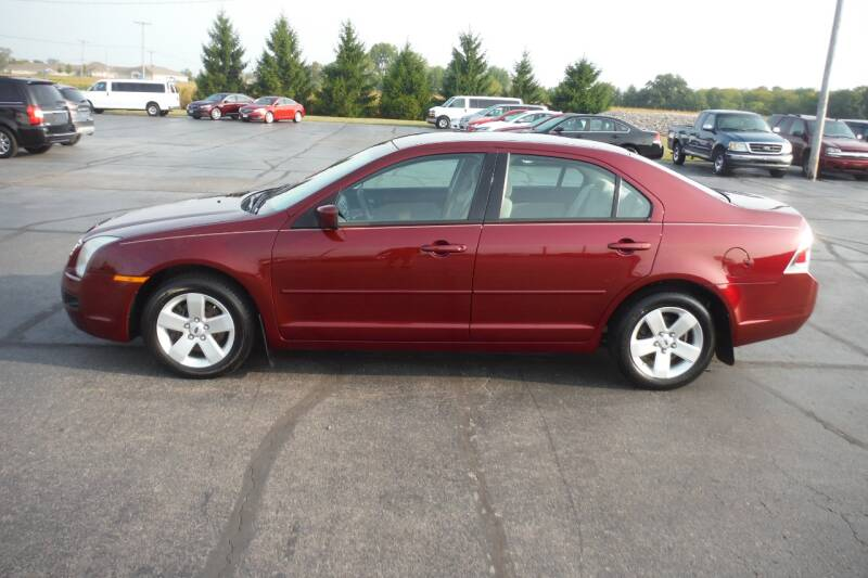 2006 Ford Fusion for sale at Bryan Auto Depot in Bryan OH