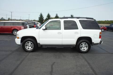 2003 Chevrolet Tahoe for sale at Bryan Auto Depot in Bryan OH