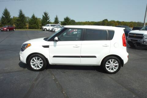 2013 Kia Soul for sale at Bryan Auto Depot in Bryan OH