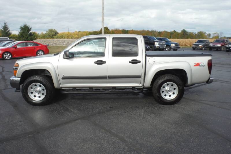 2008 Chevrolet Colorado for sale at Bryan Auto Depot in Bryan OH