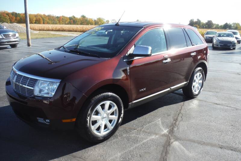 2009 Lincoln MKX for sale at Bryan Auto Depot in Bryan OH