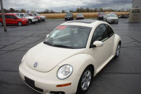 2006 Volkswagen New Beetle for sale at Bryan Auto Depot in Bryan OH