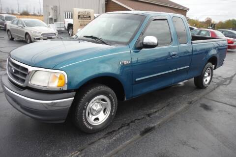 2001 Ford F-150 for sale at Bryan Auto Depot in Bryan OH