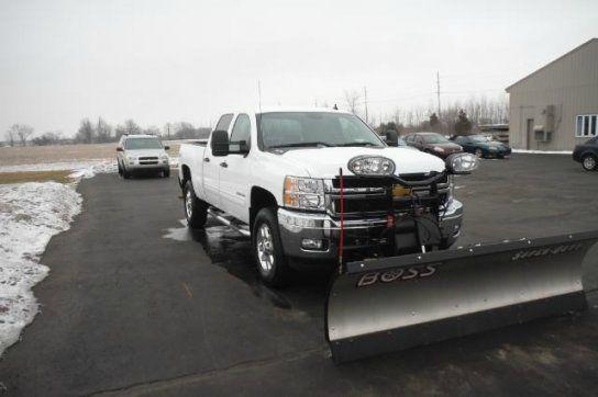 2012 Chevrolet Silverado 2500HD for sale at Bryan Auto Depot in Bryan OH