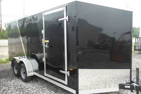 2015 Forest River enclosed 7x16