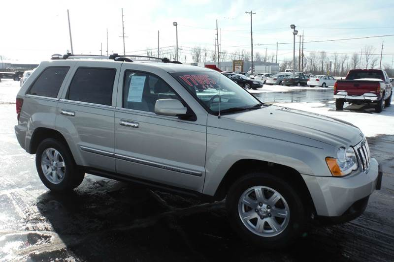 2010 Jeep Grand Cherokee 4x4 Limited 4dr SUV - Bryan OH