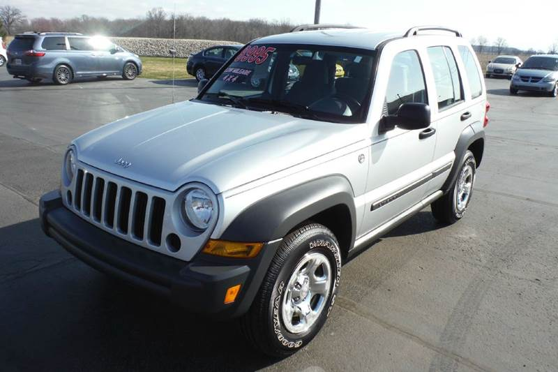 2006 Jeep Liberty Sport 4dr SUV 4WD - Bryan OH