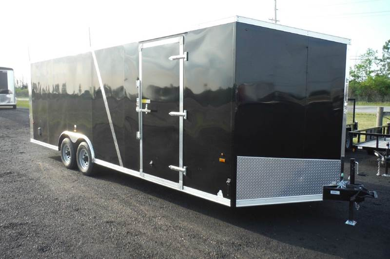 2017 Forest River CARHAULER 10,000 AXLE 24 FT  - Bryan OH