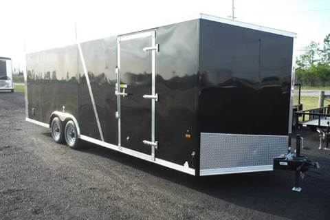 2017 Forest River CARHAULER 10,000 AXLE 24 FT