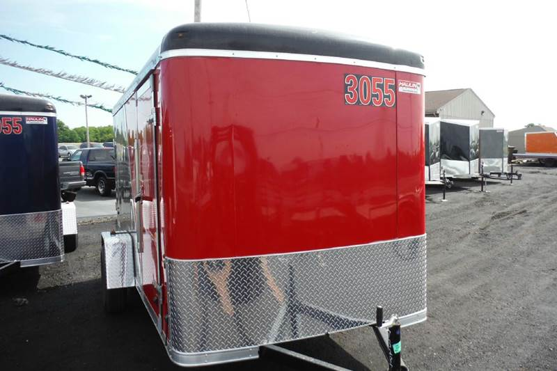 2017 Forest River 6X12 ENCLOSED ROUND TOP - Bryan OH