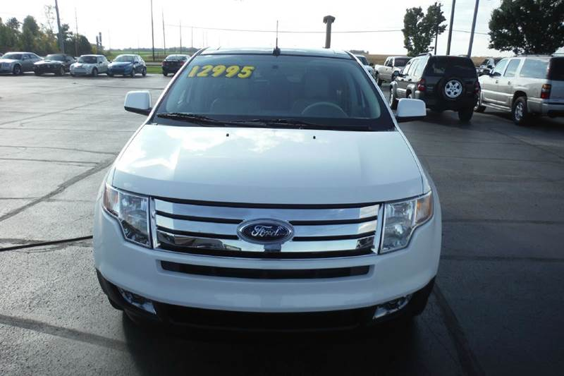 2009 Ford Edge AWD Limited 4dr SUV - Bryan OH