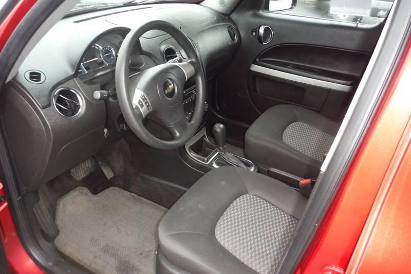 2010 Chevrolet HHR LT 4dr Wagon w/1LT - Bryan OH