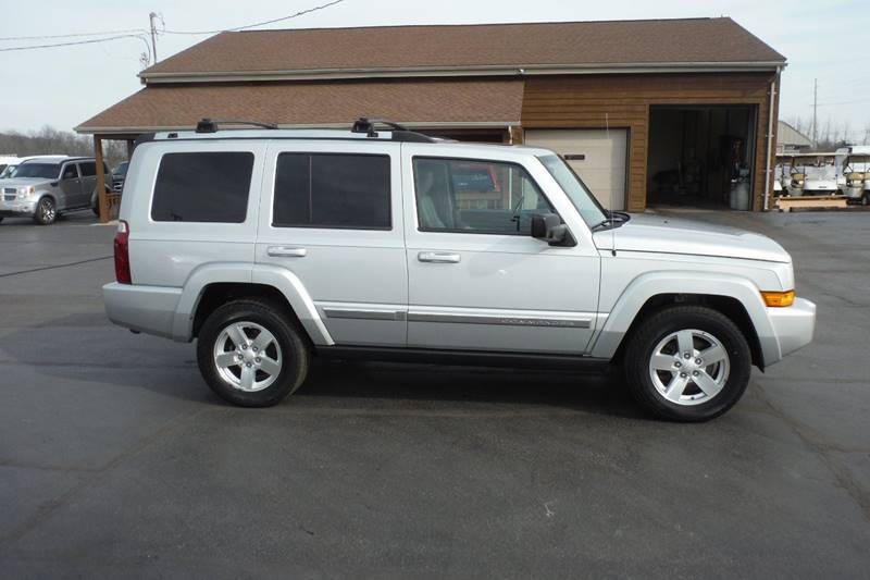 2007 Jeep Commander Limited 4dr SUV 4WD - Bryan OH
