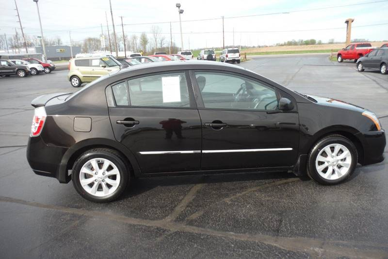 2012 Nissan Sentra For Sale At Bryan Auto Depot In Bryan OH