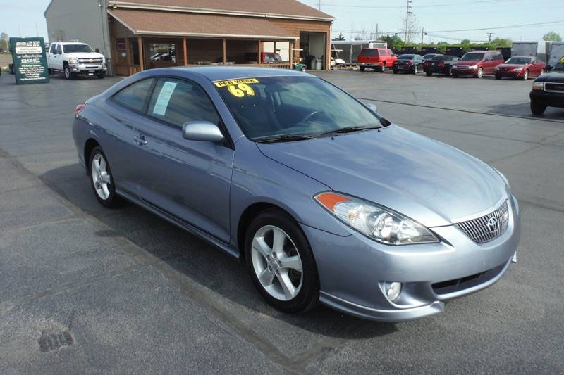2005 Toyota Camry Solara SE 2dr Coupe - Bryan OH