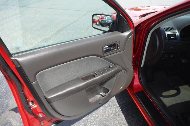 2011 Ford Fusion SE 4dr Sedan - Bryan OH