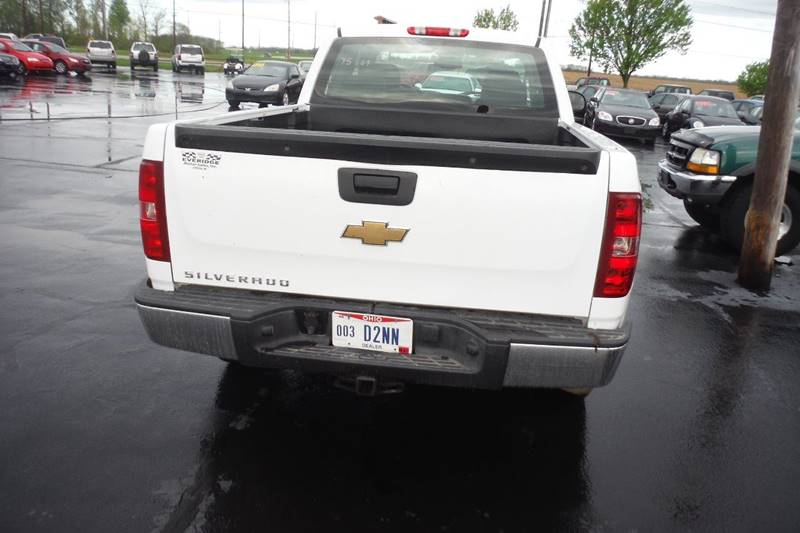 2009 Chevrolet Silverado 1500 4x2 Work Truck 4dr Extended Cab 6.5 ft. SB - Bryan OH