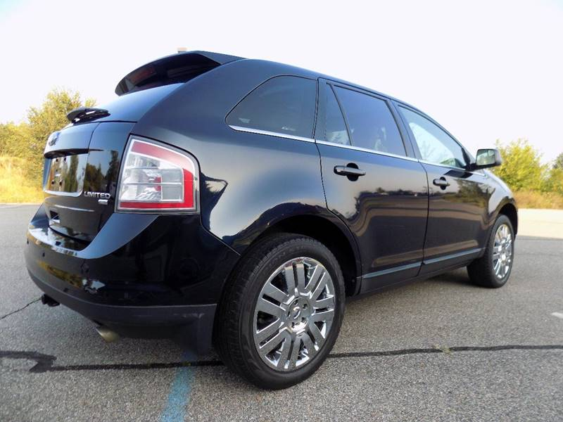 2010 Ford Edge AWD Limited 4dr Crossover - Hudsonville MI