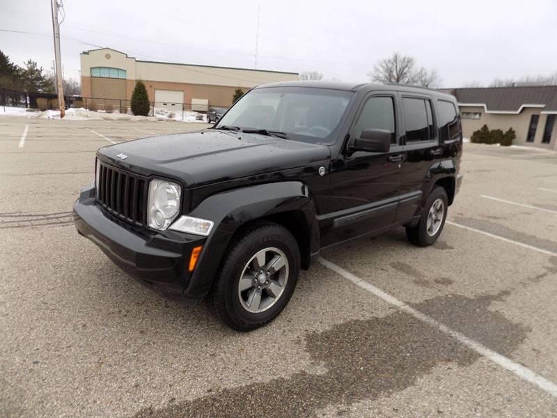 2008 Jeep Liberty 4x4 Sport 4dr SUV - Hudsonville MI