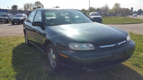 2003 Chevrolet Malibu for sale at Cars 4 Grab in Winchester VA