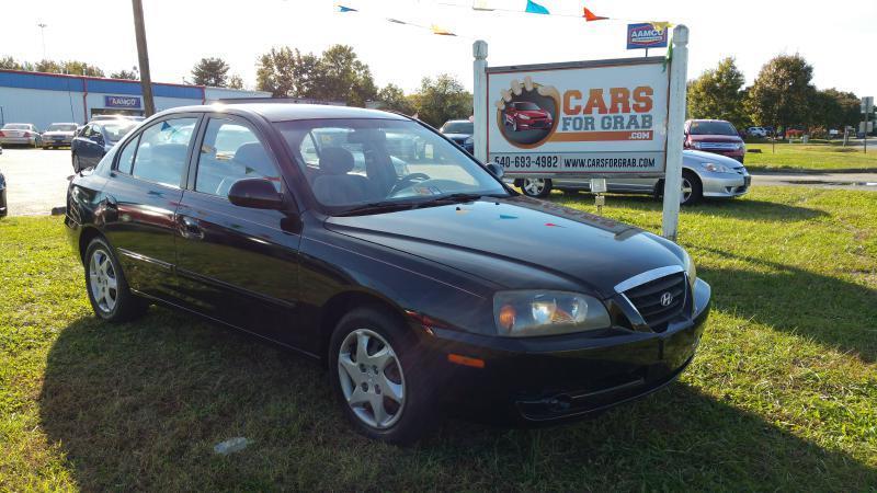 2004 Hyundai Elantra GLS 4dr Sedan   Fredericksburg VA