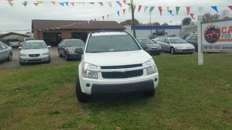 2005 Chevrolet Equinox for sale at Cars 4 Grab in Winchester VA