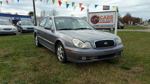 2005 Hyundai Sonata for sale at Cars 4 Grab in Winchester VA