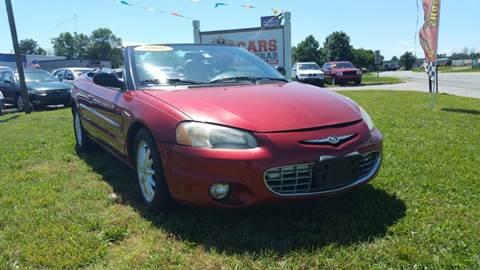 2001 Chrysler Sebring for sale at Cars 4 Grab in Winchester VA