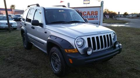 2006 Jeep Liberty for sale at Cars 4 Grab in Winchester VA