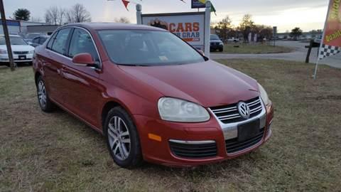 2006 Volkswagen Jetta for sale at Cars 4 Grab in Winchester VA