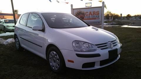 2007 Volkswagen Rabbit for sale at Cars 4 Grab in Winchester VA
