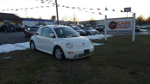 1999 Volkswagen New Beetle for sale at Cars 4 Grab in Winchester VA