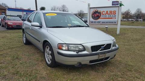 2004 Volvo S60 for sale at Cars 4 Grab in Winchester VA