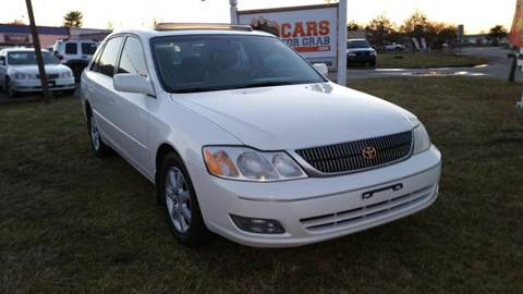 2000 Toyota Avalon for sale at Cars 4 Grab in Winchester VA