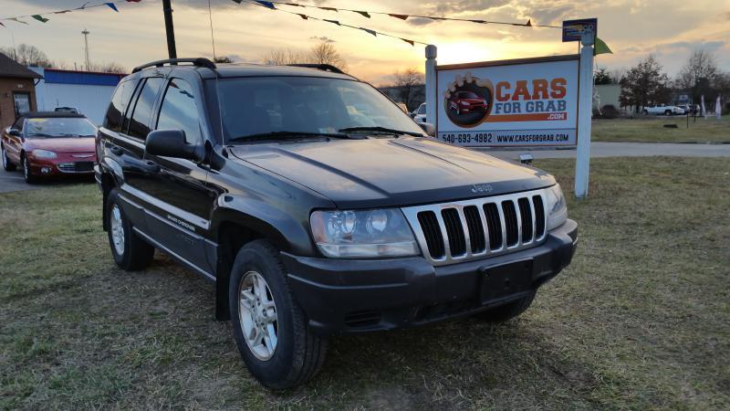 2003 jeep grand cherokee laredo 4dr 4wd suv in winchester va cars 4 grab. Black Bedroom Furniture Sets. Home Design Ideas