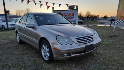 2001 Mercedes-Benz C-Class for sale at Cars 4 Grab in Winchester VA